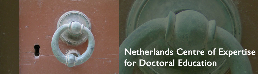 Netherlands Centre of Expertise for Doctoral Education